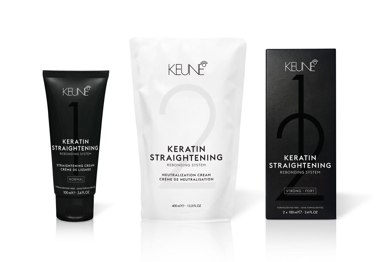 Keune_Keratin_Straightening